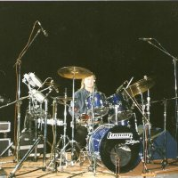 Andrey Denisov sometimes plays drums.