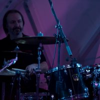 "Andrey Shatunovskiy - drums. ""Invisible Life"" live in ""Air"", Moscow."